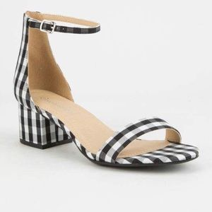 Gingham | Heels